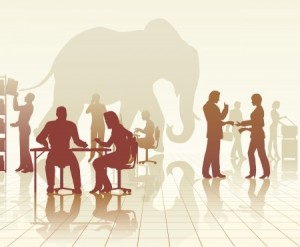 The Elephant in the Room - 75% of Financial Controls are still MANUAL