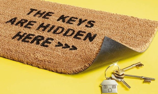keys-are-hidden-here